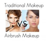 Airbrush vs Traditional Makeup